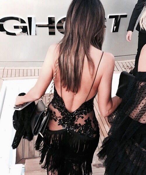 Pegaditos y sexys.