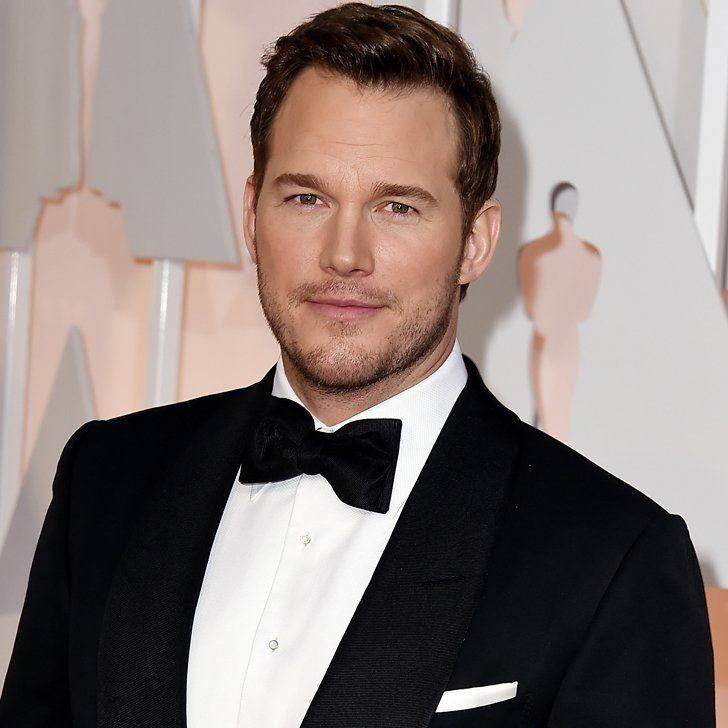 Pin for Later: Chris Pratt Shares Heartfelt Words About His Wife — and Sings Along to Taylor Swift