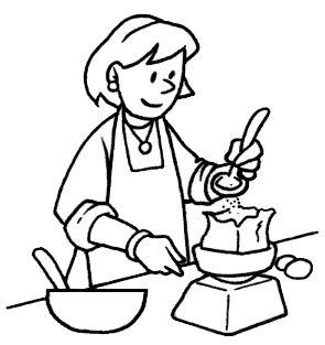 4 sicuramente la mia principale fonte per le ricette e per chiedere consigli utili in cucina e mia madre