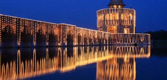 Hiran Minar – A tower built by an emperor for the antelope