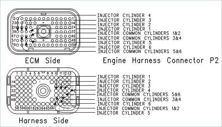 [DIAGRAM] N14 Ecm Wiring Diagram Picture Schematic FULL