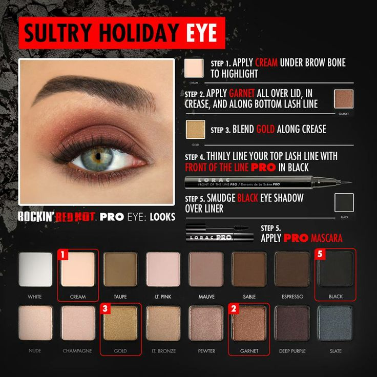 I created this Sultry Holiday Eye look that works perfectly for any holiday gathering. Xo Carol
