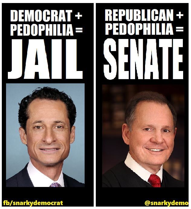 Are republicans really this ignorant, hateful, & hypocritical that they'd still allow this criminal in the Senate? We'll find out....