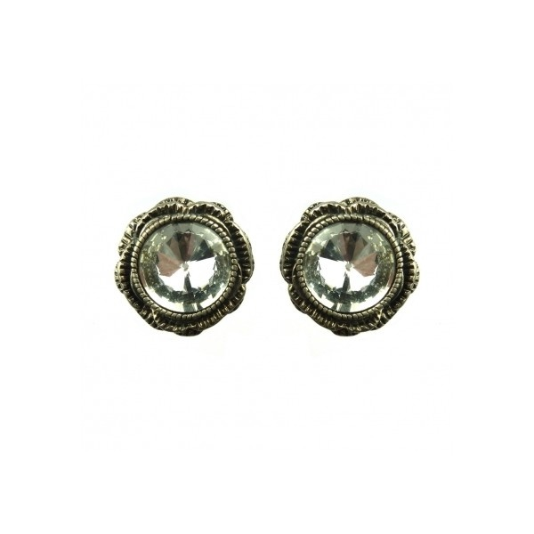 FROU FROU STUDS ($40) ❤ liked on Polyvore