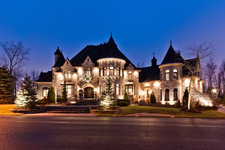 Beautiful home, love the accent lighting