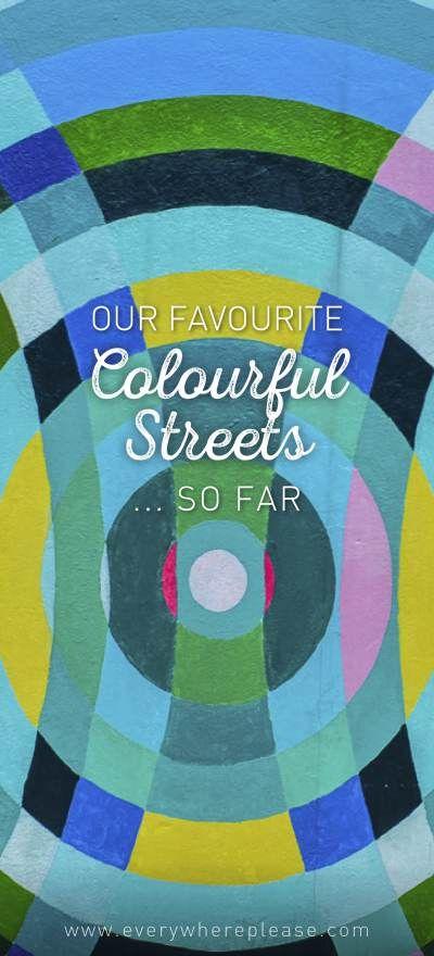 Colourful Streets | Travel Photography | Graffiti | Street Art | Free Graffiti Tour