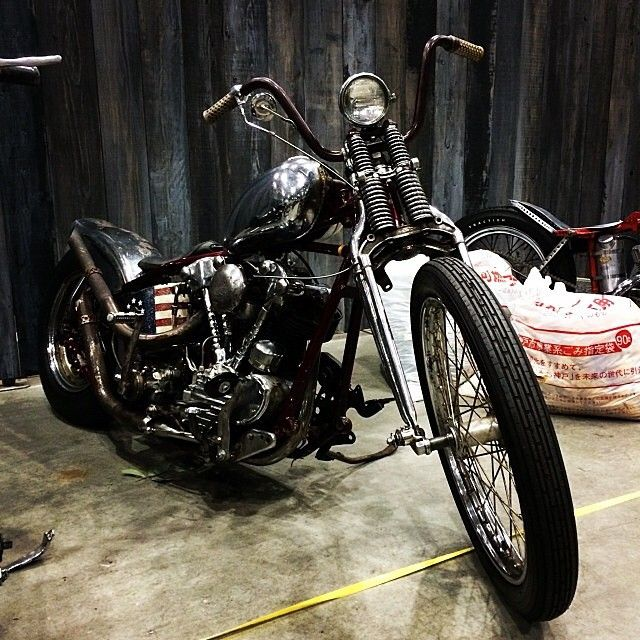 17 best ideas about harley knucklehead on pinterest