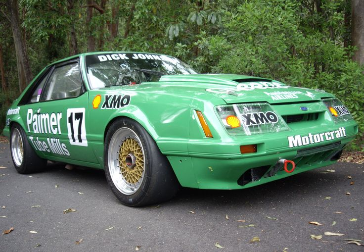 Dick Johnson Racing Mustang