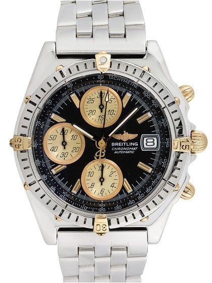 5e0c3453ee2 Vintage Breitling Chronomat Date Watch