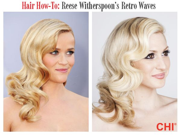 Hair How-To: Reese Witherspoon's Hair Waves http://www.iwedplanner.com/virtual-make-over/wedding-hairstyle-makeover/