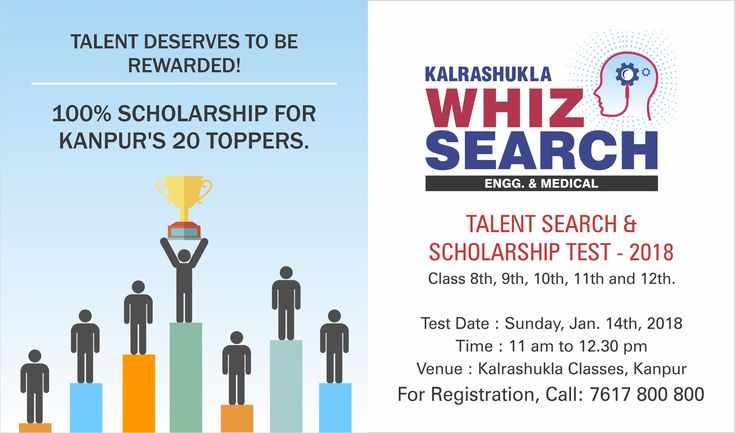#Kalrashukla Classes is looking for the most talented #engineering and #medical #aspirants of #Kanpur. #WhizSearch, enroll now. www.Kalrashukla.com