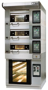 1T Artisan Stone deck oven from Doyon Baking Equipment - Bakery Equipment Specialists