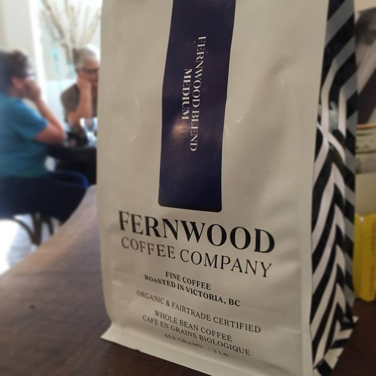 Retail bags of @fernwoodcoffee back in stock! Get your hands on a bag today!