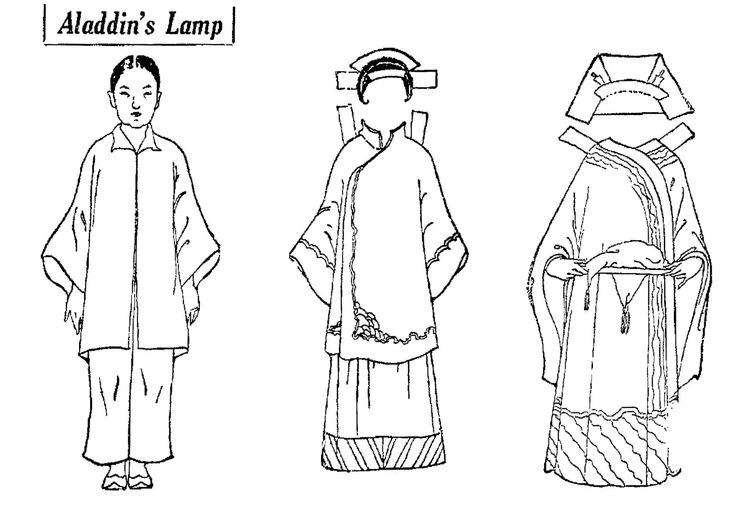 aladdin and the lamp essay The classic arabian tale of aladdin and his ginie of the lamp reformatted for  kid's reading.