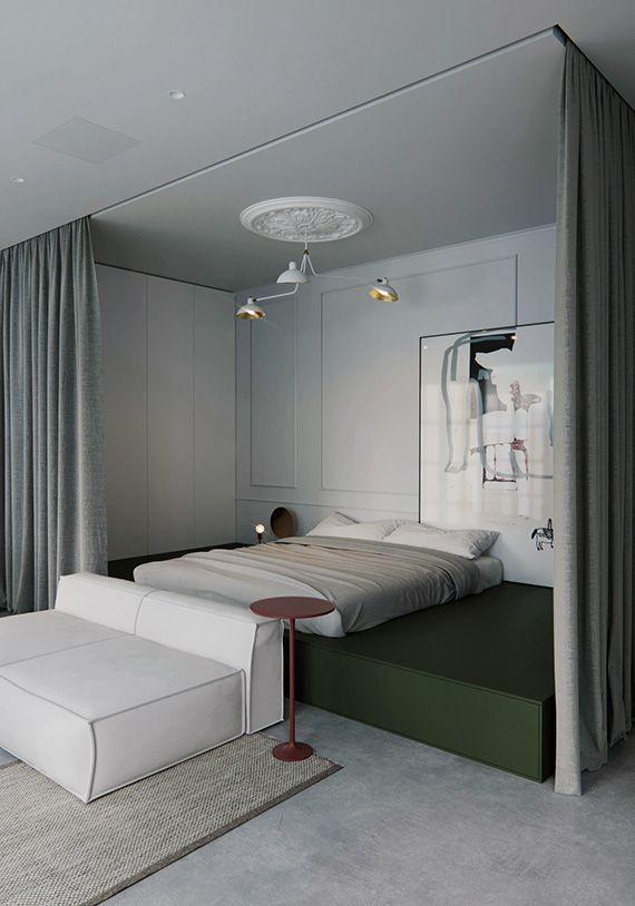 Nice 2 Bedroom Apartments For Rent Chicago Made Easy Modern Minimalist Bedroom Minimalist Apartment Decor Apartment Interior Design