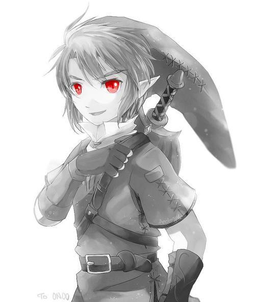 24 best Dark Link images on Pinterest | Zelda, Video games ...