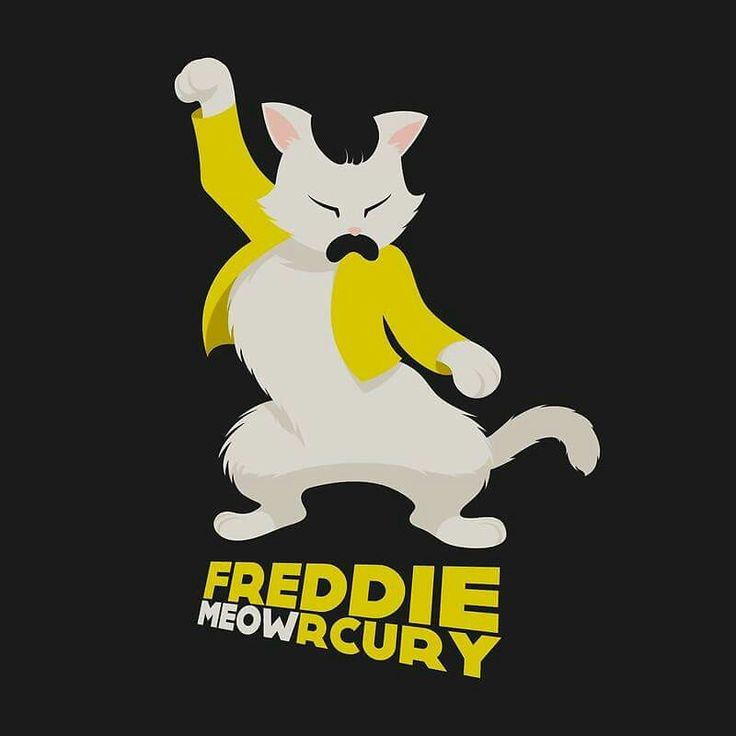 Freddie Meow Mercury