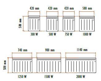 dimensions-radiateur-noirot-plenitude