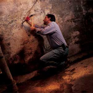REALLY GOOD ARTICLE  photo by Carolyn Bates | thisoldhouse.com | from Drying Out a Wet Basement