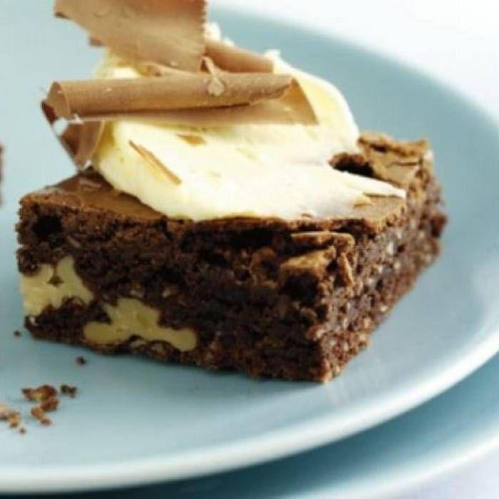 Tina Nordströms brownies