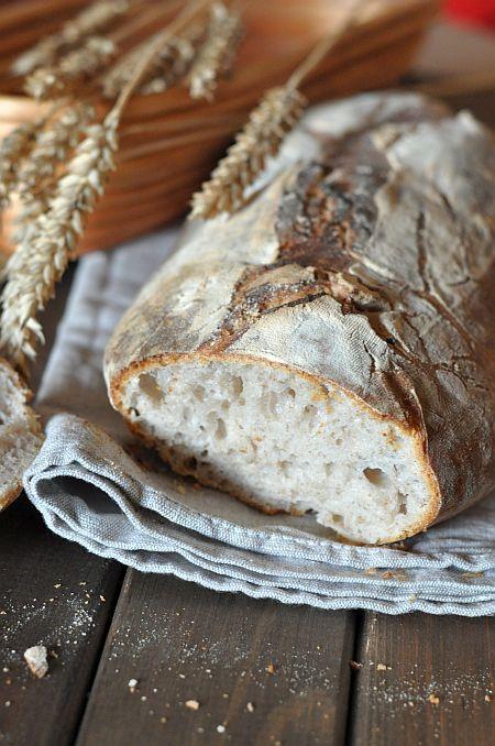 Chleb na zakwasie #thermomix