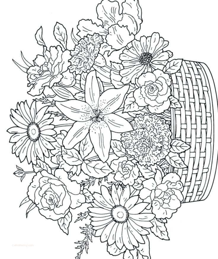 Flower Coloring Pages For Adults Online Below Is A Collection Of Beautiful Flower Color Flower Coloring Pages Abstract Coloring Pages Sunflower Coloring Pages