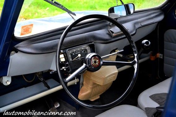 Renault R4 Super / 1963
