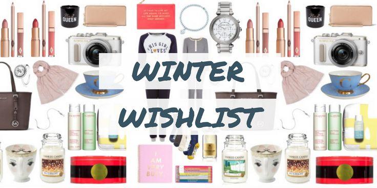 Winter Wishlist | #beauty #fashion #Lifestyle POST by Elite Member @chloeb5974  | #lbloggers #fbloggers #xmas