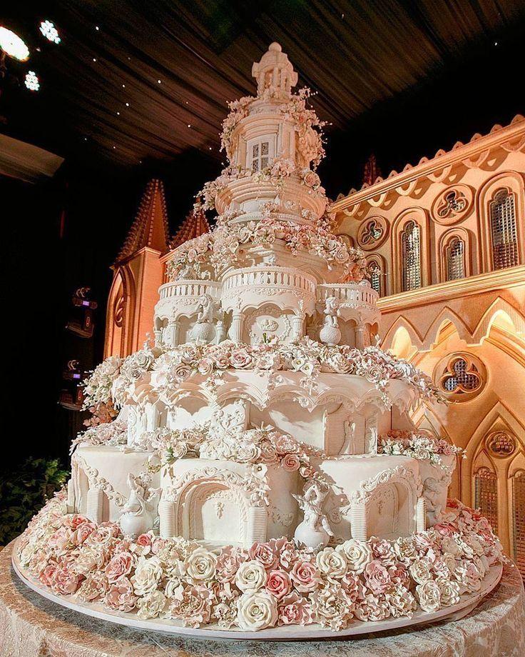 Самые красивые торты в мире фото