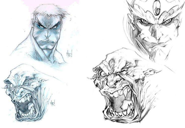 darksiders 2 concept art - Google Search
