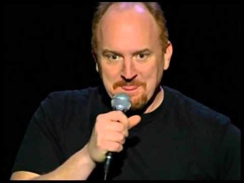 LOUIS CK - CHEWED UP - (16+) STAND UP COMEDY