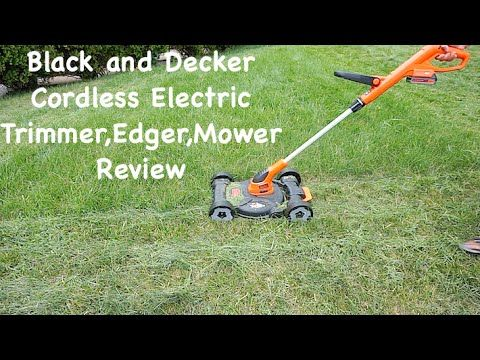 black and decker lawn mower manual - eBook pdf Free Download