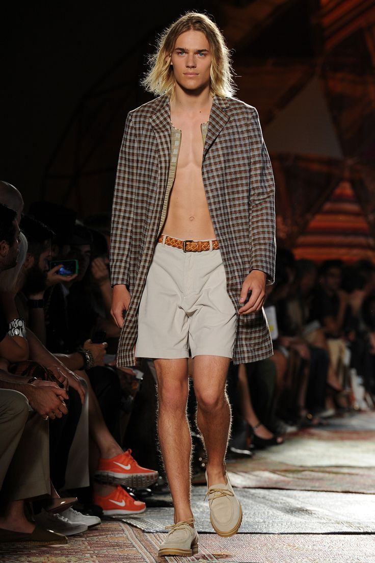 The Hottest Male Models From Milan Men's Fashion Week - Page 3