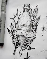Bildergebnis für felix felicis art