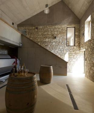 Építész Studio -Füleky Winery -Tokaj | image © Gyula Erhardt