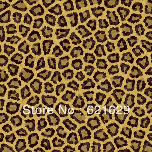 Леопардовый 8'x8 'ср Компьютерная роспись Scenic Фотография Фон Фотостудия Фон DT-SL-003