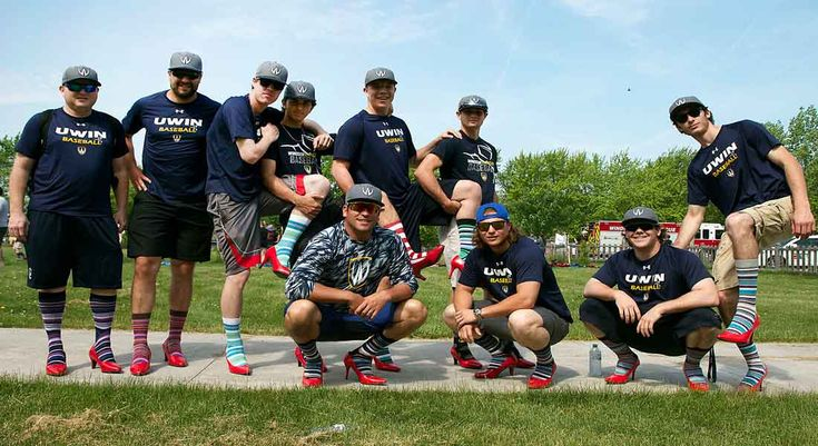 Walk A Mile In Her Shoes For The Sexual Assault Crisis Centre of Essex County (SACC) On Saturday May 6, 2017 men in our community are asked to