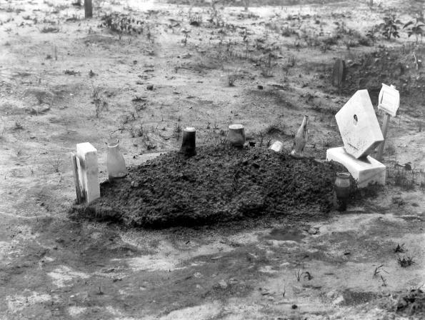 WALKER EVANS - Childs Grave, Alabama