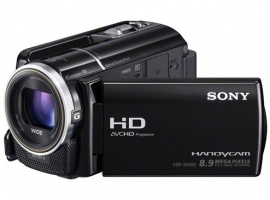 Sony HDR XR260VE Camcorder-PAL With HDD Storage