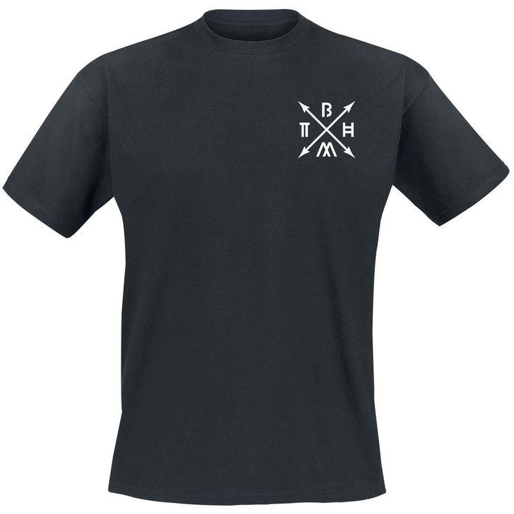 Bring Me The Horizon T-skjorte -Fuck- -- Kjøp nå hos EMP -- Mer Band merch T-skjorter tilgjengelig online - Uslagbare priser!