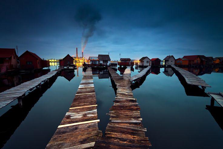 Night Shift by Adam Dobrovits