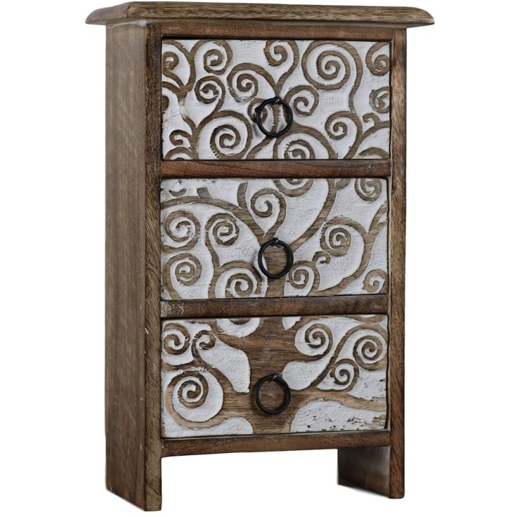 Tree of Life - 3 Drawer Chest