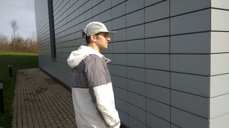 Supra waterproof jacket.  Cool.  For those less sunny bits of the summer.
