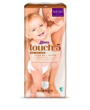 Libero Touch 5 36 kpl 10-14 kg housuvaippa Näitä tarvii aina :) 14,90€