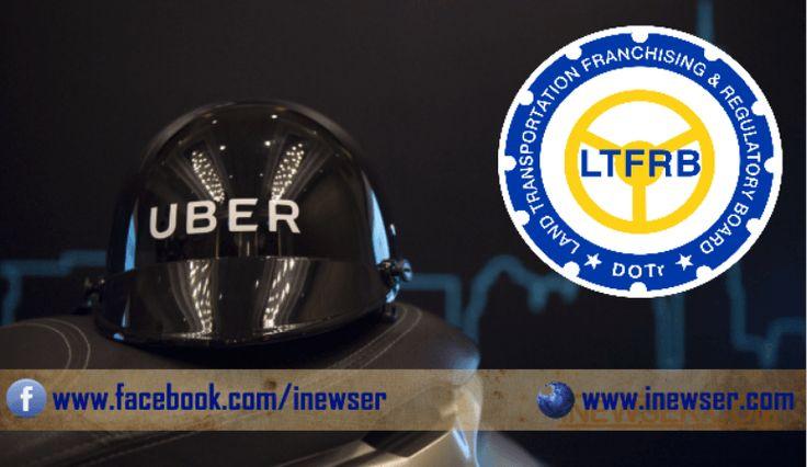 """Bagong serbisyo ng Uber na """"Uber Moto"""" Hinarang ng LTFRB - http://inewser.com/bagong-serbisyo-ng-uber-na-uber-moto-hinarang-ng-ltfrb/"""