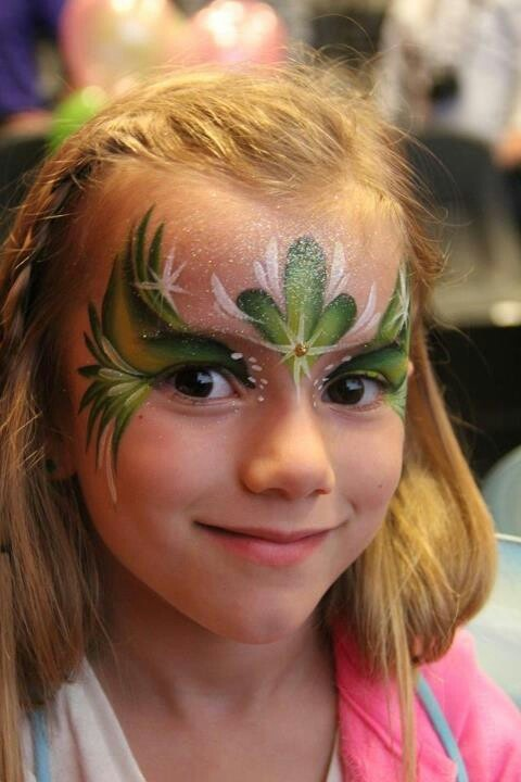 The 30 best images about Leprechaun Day Face Painting on ...