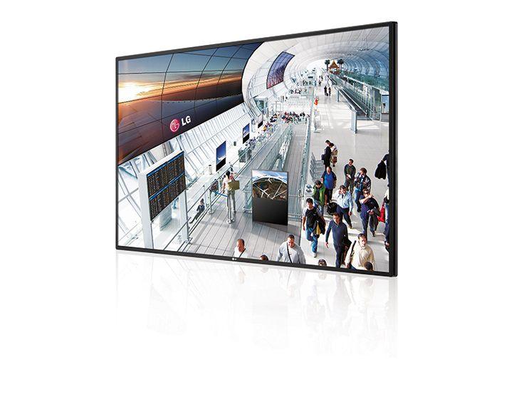 Série WS50MS : Moniteur LED EDGE PREMIUM. Dalle IPS(1) 42'' et 47'' FHD. Luminosité : 700cd/m² - HDMI- display port. Bezel fin : 11.5 mm. Fonction mur d'images 5 x 5. Mode Portrait Paysage. Fonction Media Player intégrée. Réf. WS50MS. http://www.exertisbanquemagnetique.fr/info-marque/L-G/ #LG #Moniteur #Informatique #Multimedia