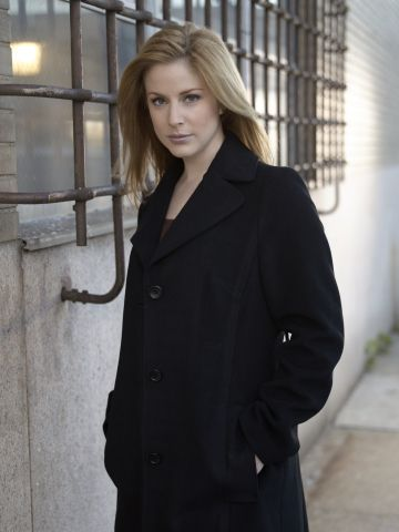 Assistant District Attorney, Casey Novak, from Law and Order: SVU - Diane Neal