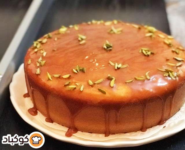 كيكة البرتقال اللذيذه بالكراميل بالصور من أ م ب اس م الامير Recipe Food Desserts Pudding