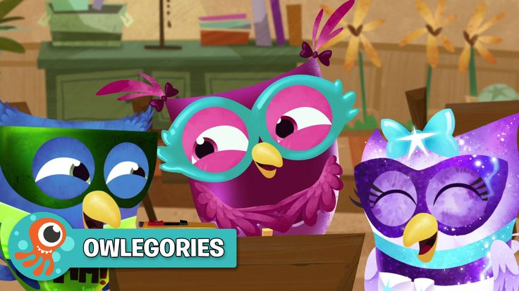 On a mission to save the world these superheroic owls